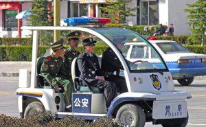 Как властта на Китай контролира Тибет чрез приложение за чат