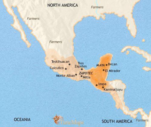 Учени: Маите се оказват още по-кръвожадни отколкото се смяташе