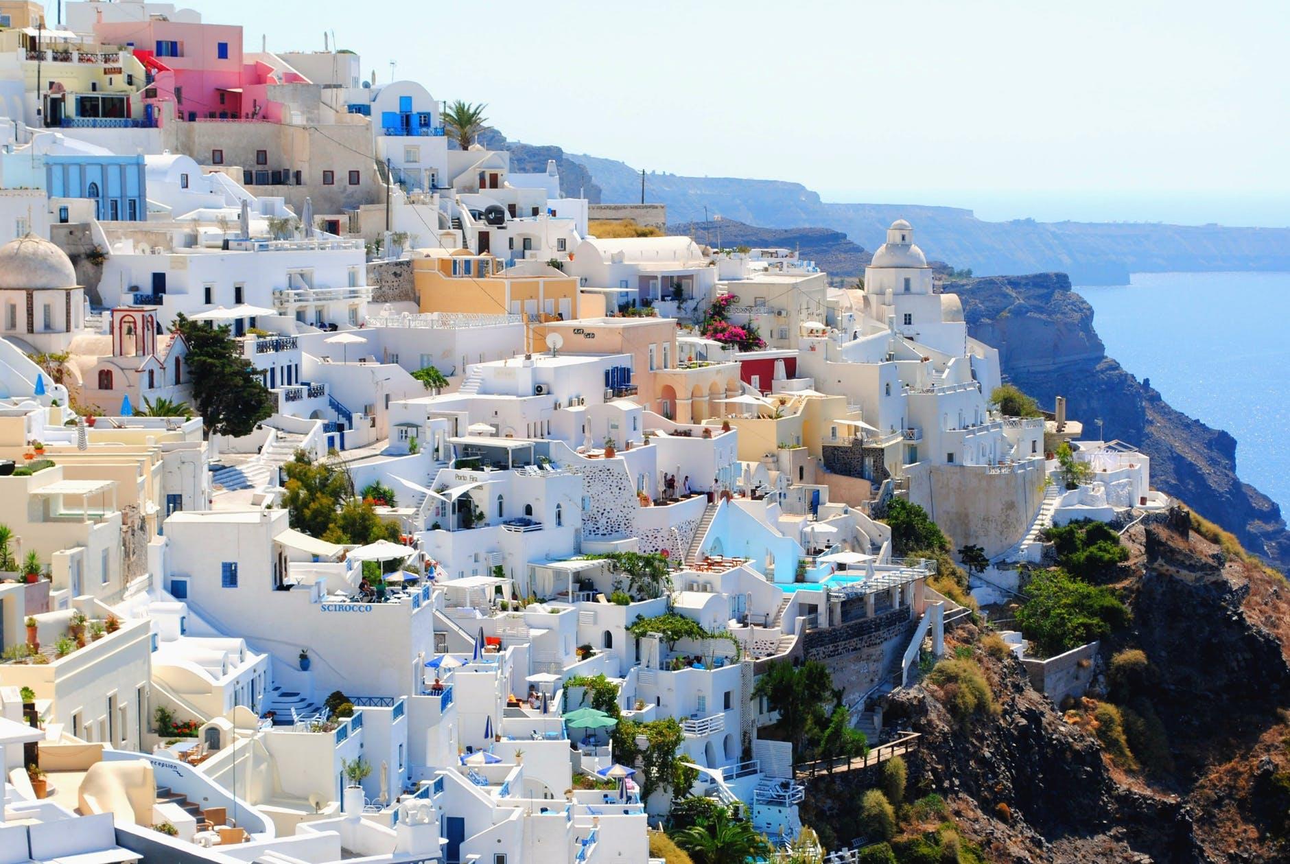 Архитектурна палитра - 10-те най-цветни градове в света
