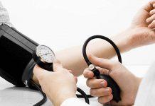 показатели на кръвното налягане