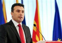 Македонският премиер Заев