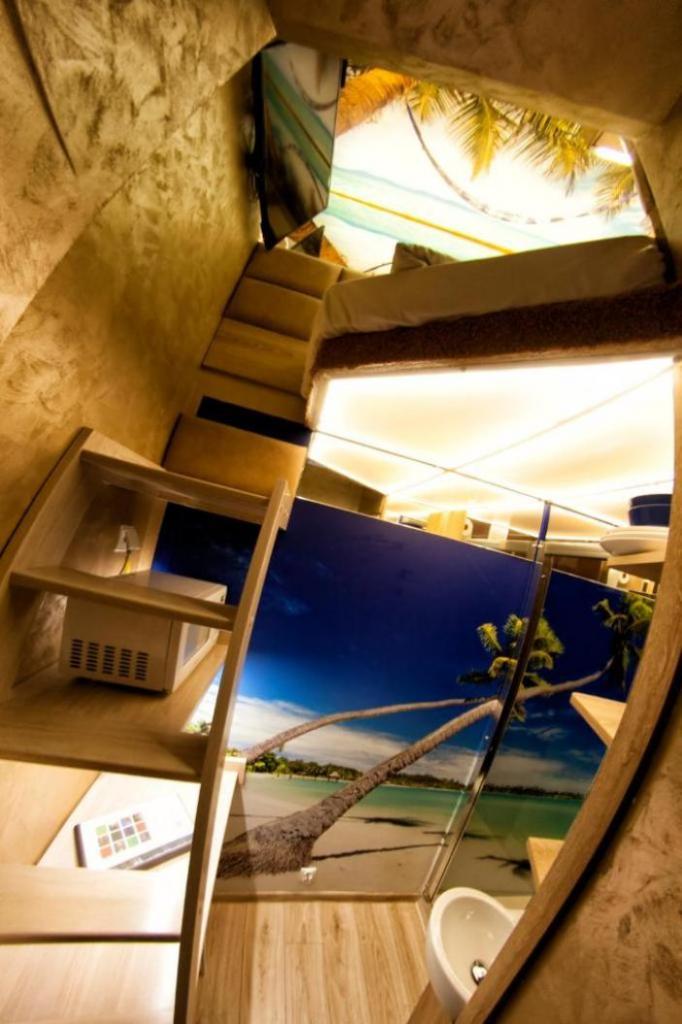 Това е най-малкият апартамент в света! Неговата площ е 2,5 кв. м.