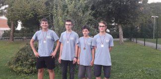 олимпиада по информатика в Словения