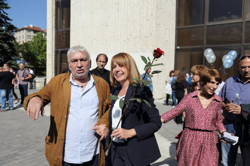 Фандъкова откри ударно кампанията си (СНИМКИ )