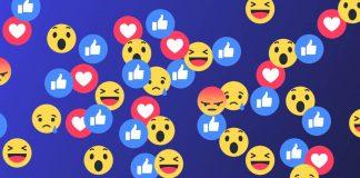 Facebook харесванията