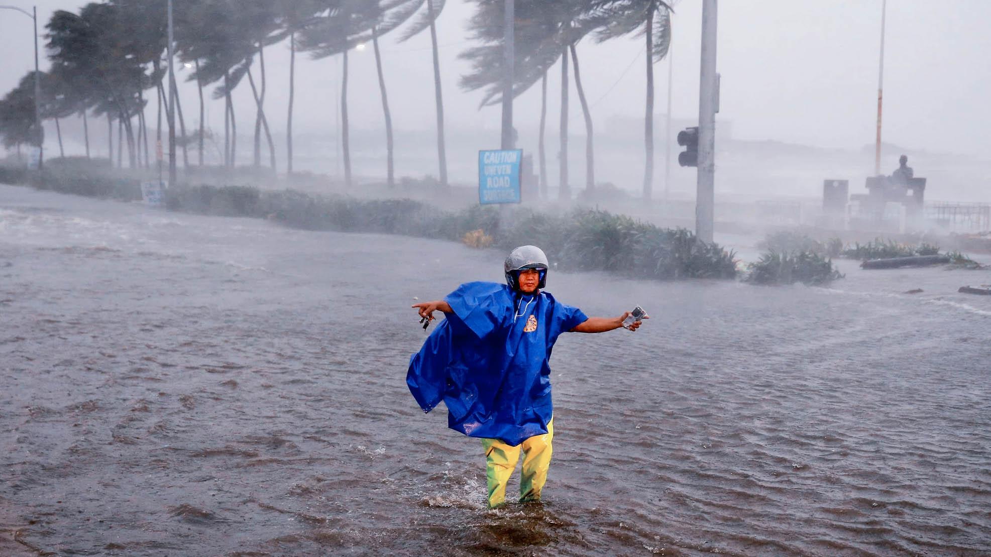 Природните бедствия тайфун, ураган и циклон – каква е разликата?