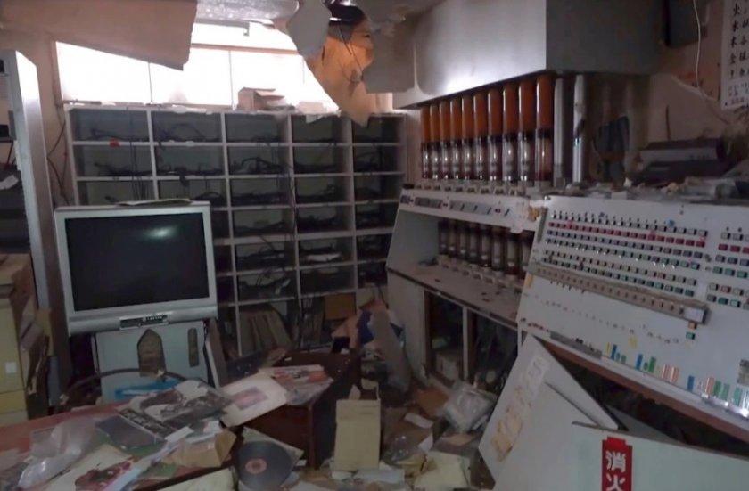 Вижте изоставен с*кс хотел в Япония (СНИМКИ)