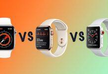 Apple Watch Series 5 series 4