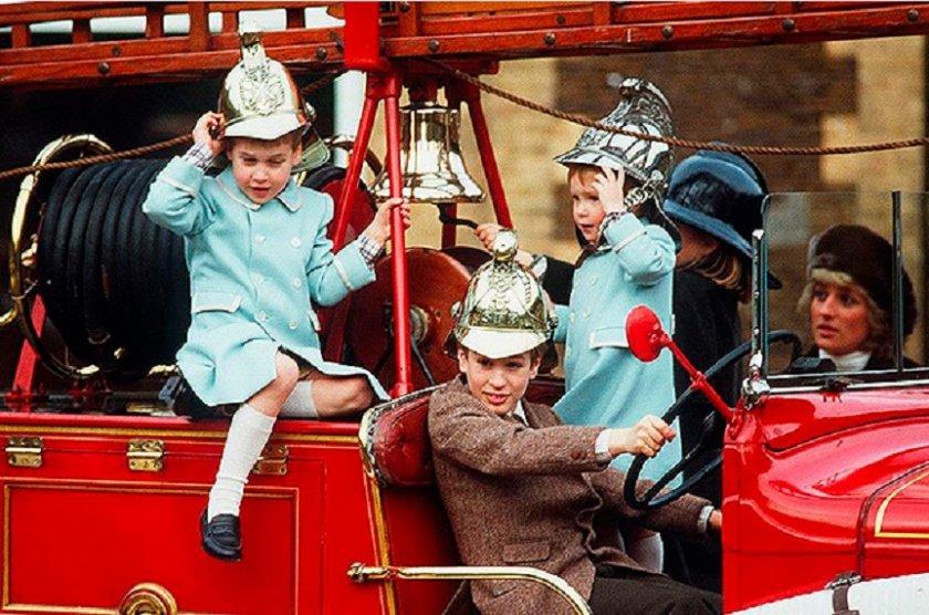 Непоказвана снимка на принцеса Даяна бе пусната от Уилям