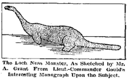 Неси - чудовището от Лох Нес може да е гигантска змиорка