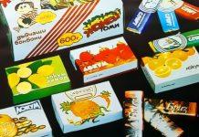 Незабравимите лакомства на нашето детство