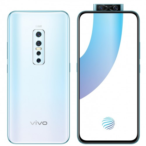 Vivo V17 Pro идва с двойна изскачаща камера