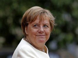 Ангела Меркел фонд за възстановяване