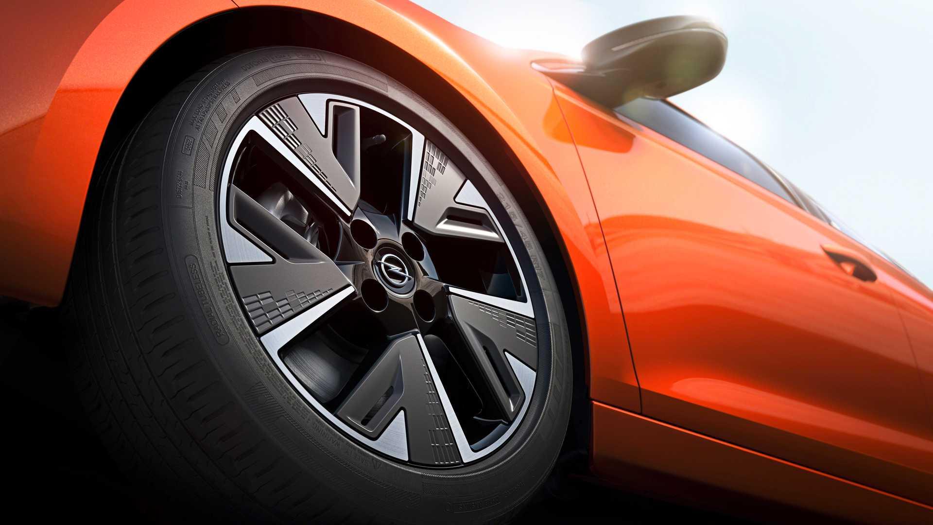 Opel Corsa-e или първата електрическа Corsa (Снимки)