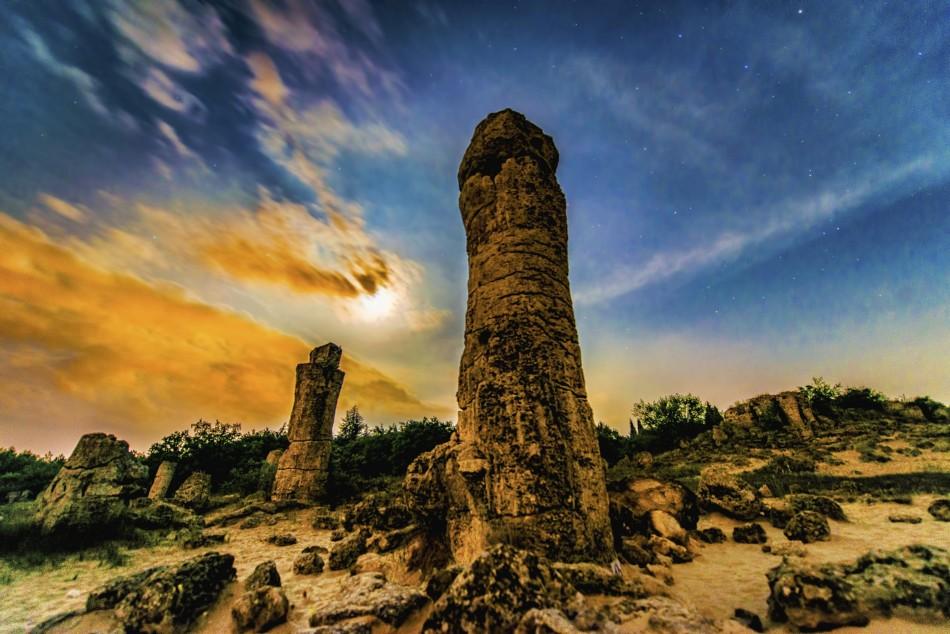 Най-впечатляващите скални образувания в България