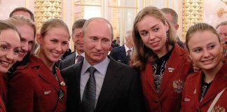русия олимпиада