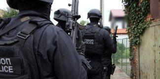 ГДБОП полицейско насилие в Русе Орландовци приближени на Божков