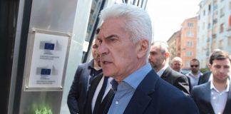 Сидеров напуска Народното събрание