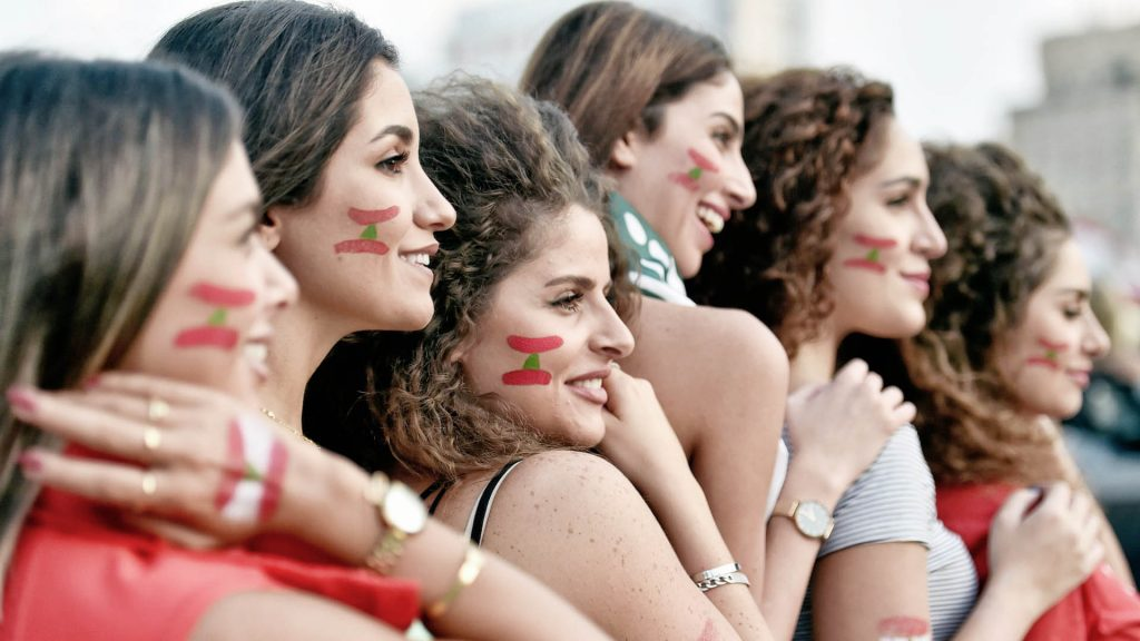 Масовите протести в Ливан срещу корупцията и бедността продължават