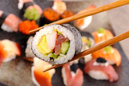 Кулинарна енциклопедия: История и видове на японското суши
