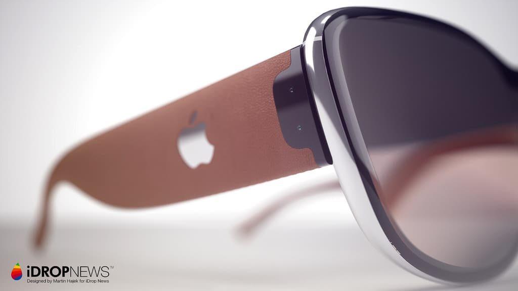 Стилната концепция на Apple Glasses ни представя бъдещето на AR