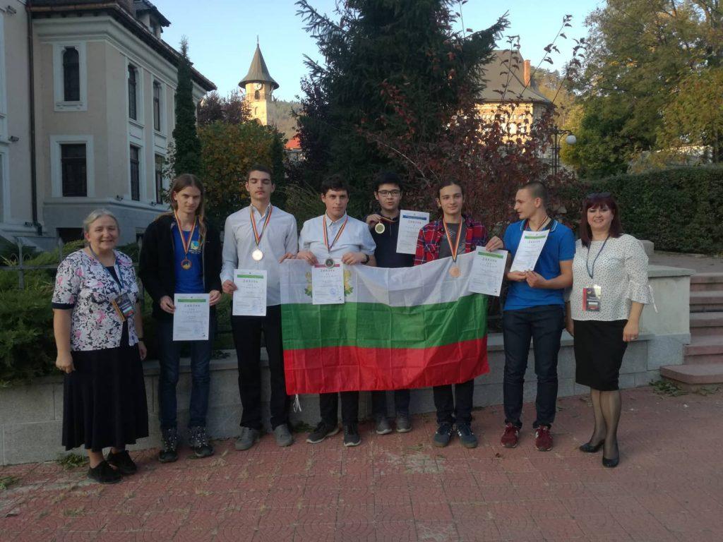 Шест медала за български ученици на Международна олимпиада по астрономия