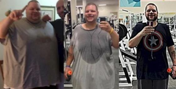 Този мъж свали невероятните 200 килограма и е неузнаваем (Снимки)