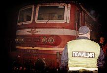 Катастрофа с локомотив на гара Каспичан