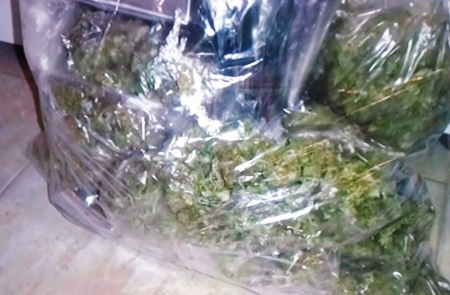 МВР удари депо за дрога в Студентски град (СНИМКИ)