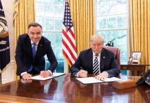 Тръмп махна визите за Полша