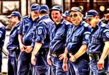 Милиционерски уроци по смятане