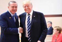 САЩ Турция санкции