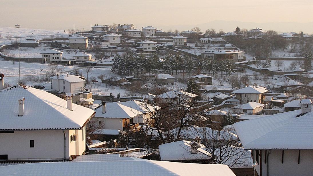 Изживейте тази зима снежна приказка в тези планински села