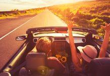 пътешествие с кола