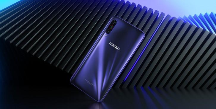 Meizu анонсира 16T с 6.5 инча OLED, Snapdragon 855 и 4,500 mAh батерия