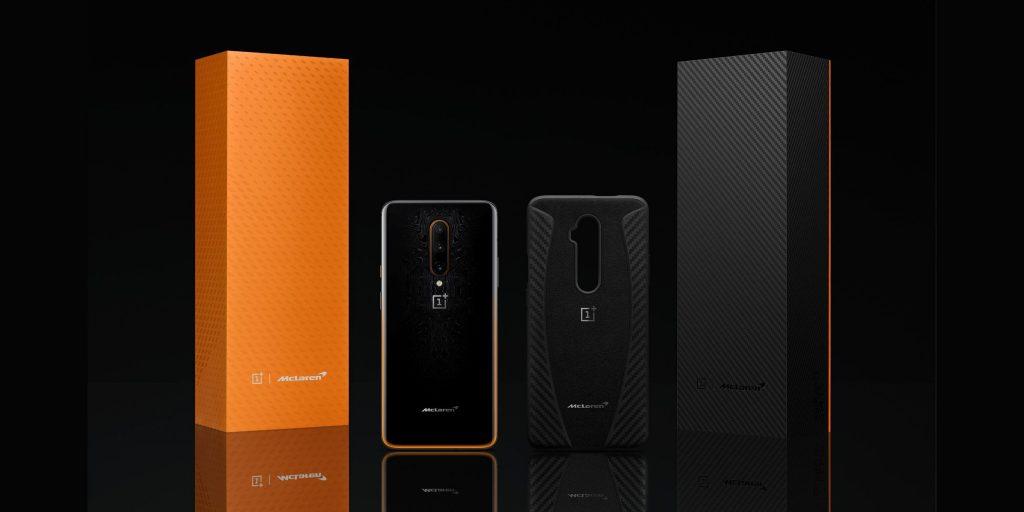 OnePlus 7T Pro е анонсиран заедно със Snapdragon 855+ и специално McLaren издание