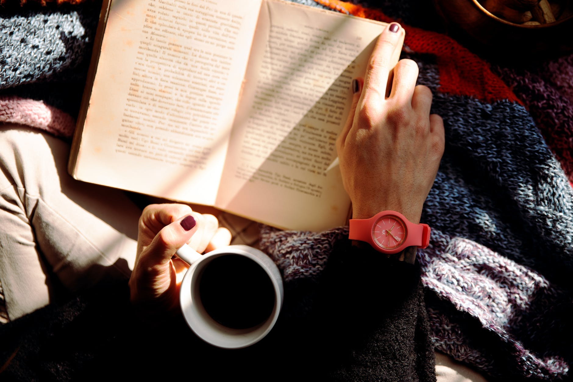 Четенето не е демоде, словото е безкрайно богатство! Вижте защо.