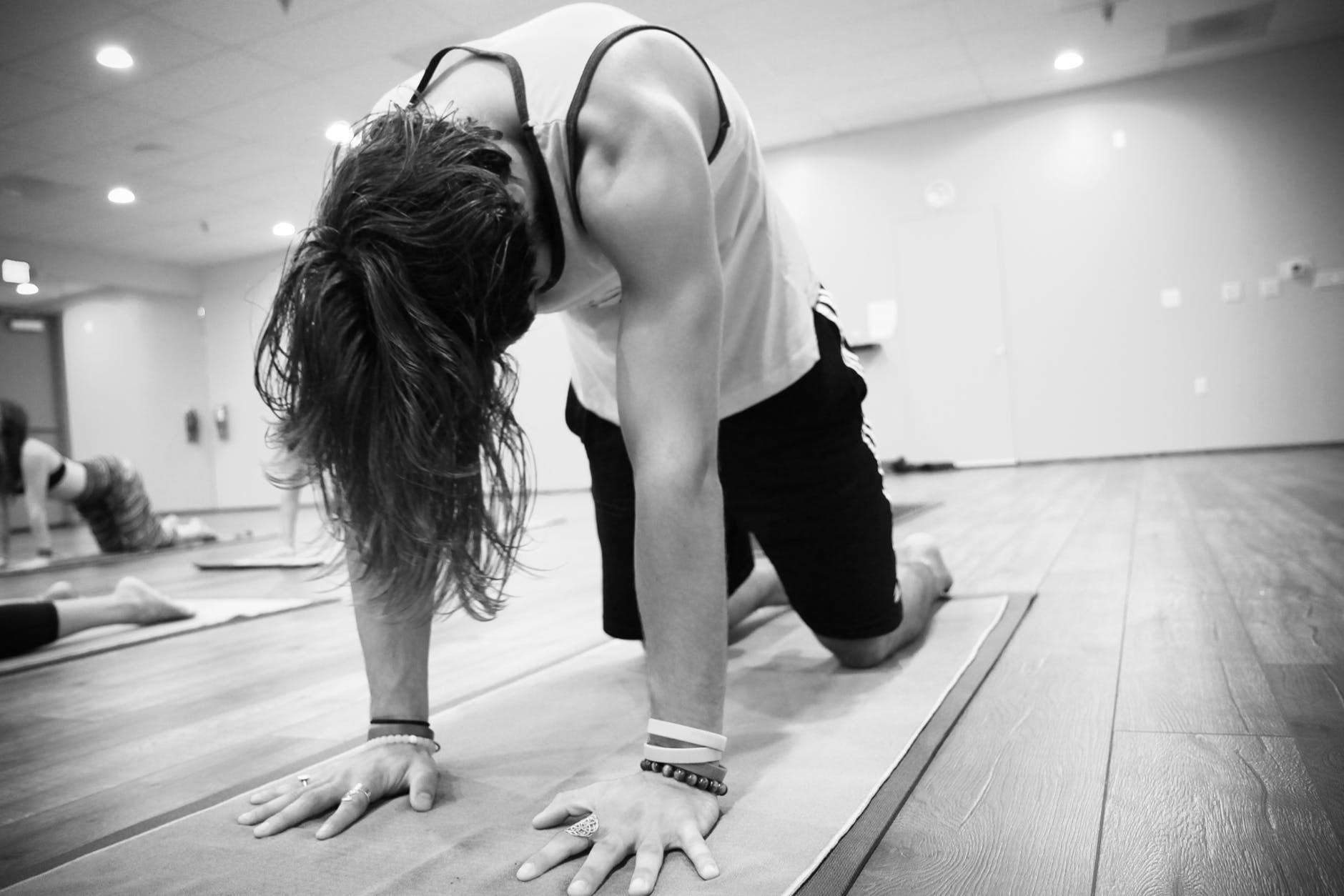 Как йогата може да промени виждането ни за храната, която приемаме