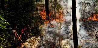 Голям пожар