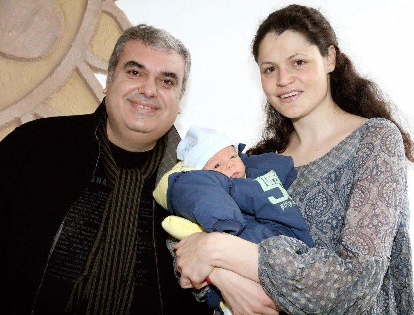 Рязко отслабване уби мъжа на Ирина Папазова