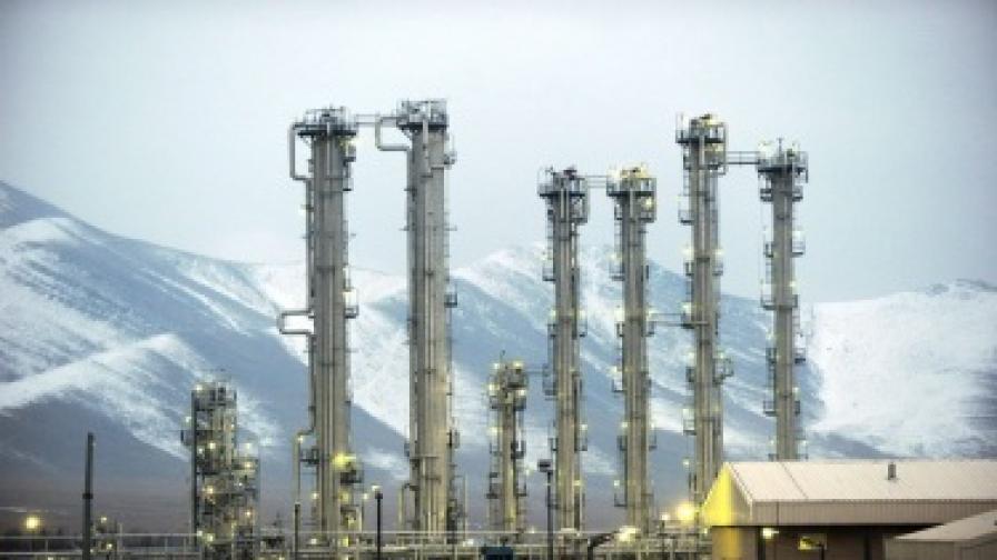 Иран рестартира своята ядрена програма