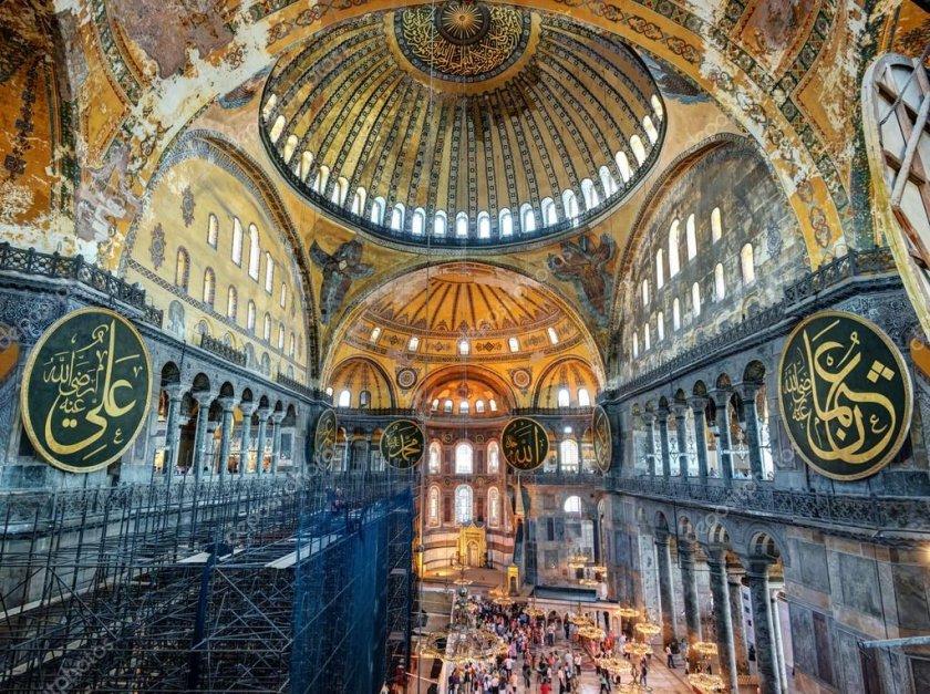 """""""Света София"""" в Истанбул отново ще бъде джамия?"""
