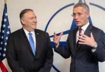 Майк Помпео Китай НАТО енергийната сигурност