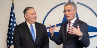 НАТО енергийната сигурност