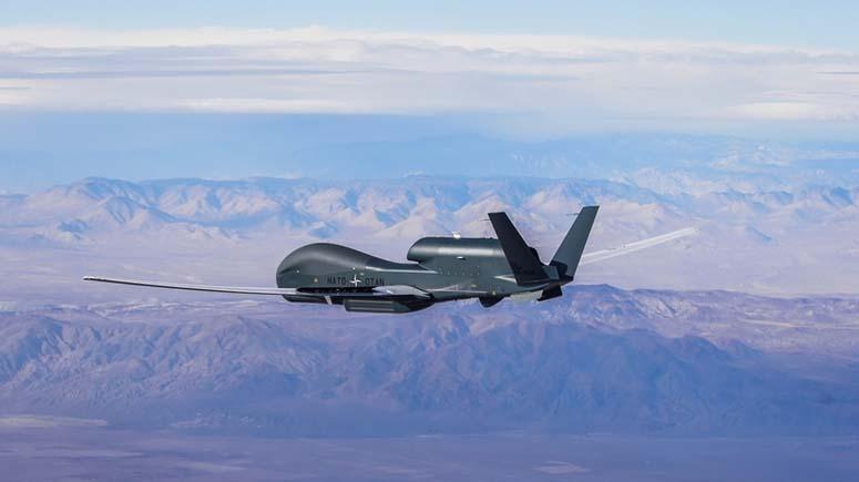 НАТО се въоръжава с нов разузнавателен дрон