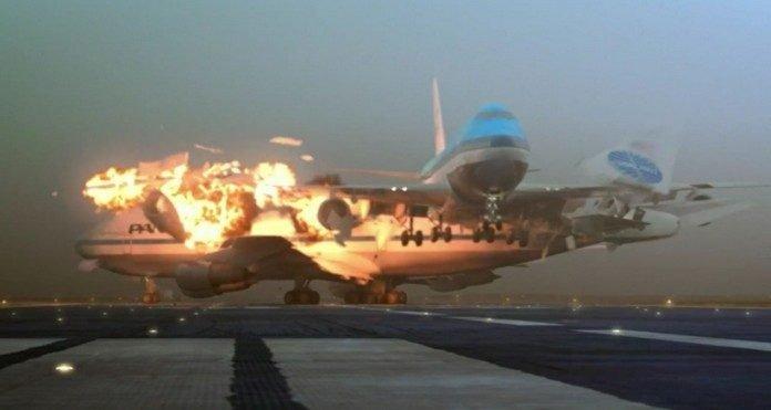 Кошмар на летището на Франкфурт: Сблъскаха се 2 самолета