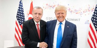 Тръмп Ердоган
