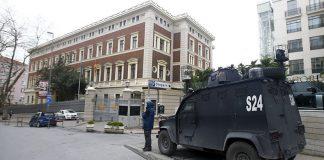 шпионаж Анкара