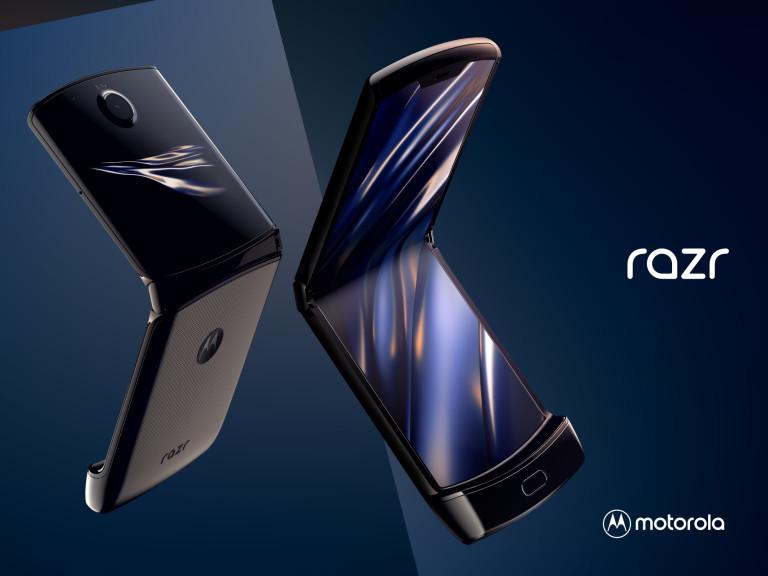 Motorola Razr - 1-вият смартфон със сгъваем екран на марката