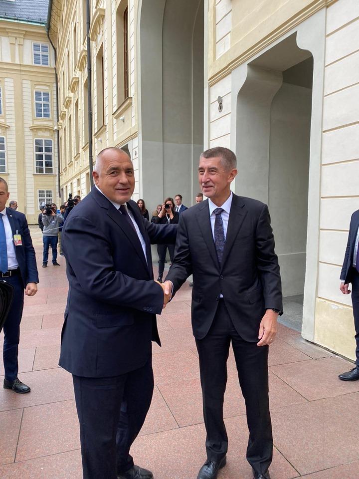 """Борисов от Чехия: """"Не"""" на Европа на две скорости"""